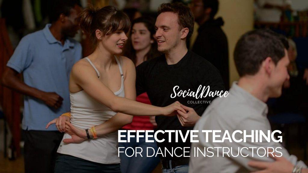 Effective Dance Teaching Course